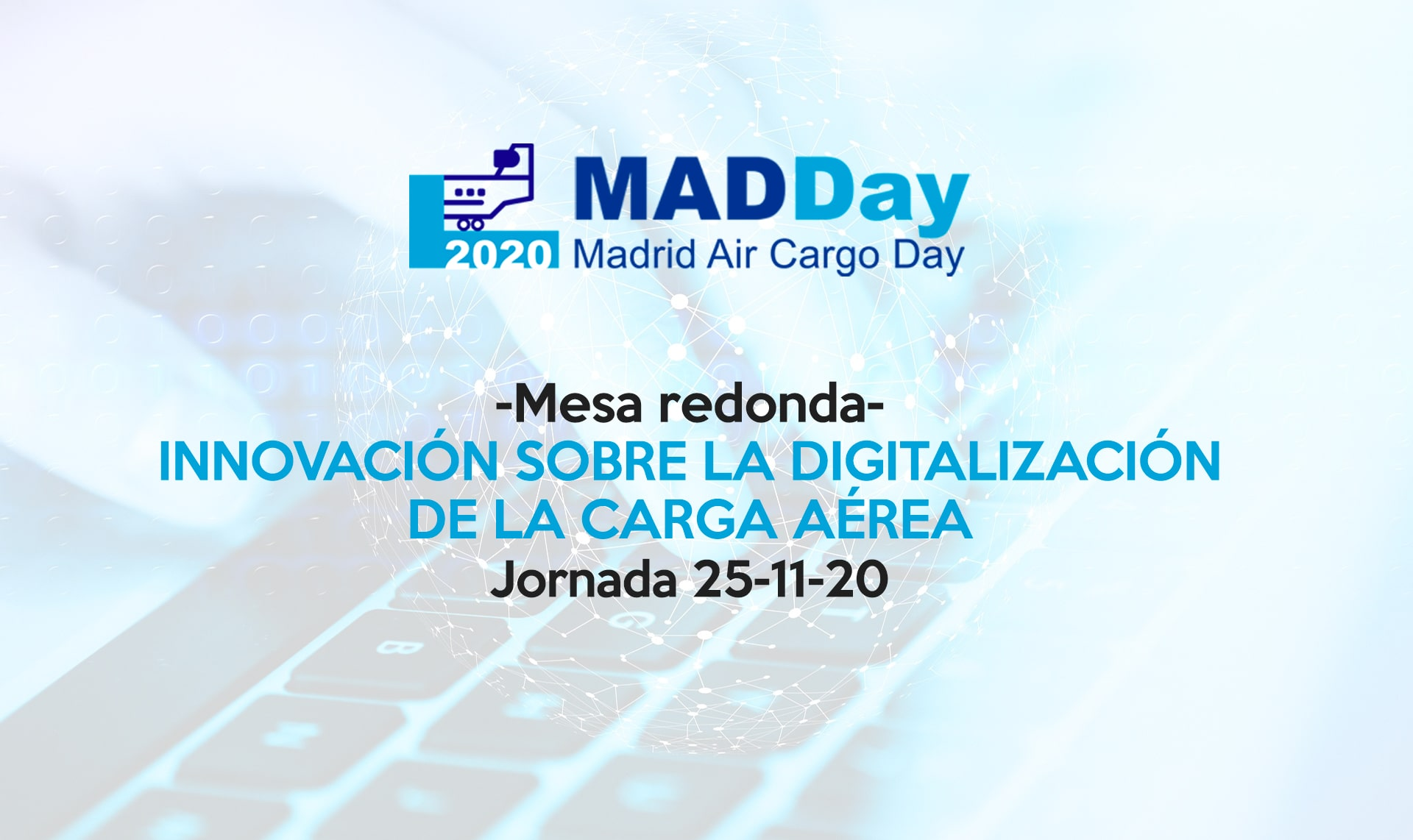 Madrid Air Cargo Day 2020 - Mesa redonda